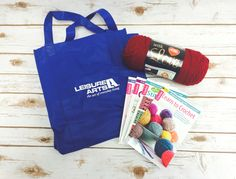 "Enter to win the ""Learn to Crochet"" bundle! Compliments of our friends at @leisureartsinc  Contest ends 5/3/15"