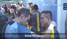 You won't believe what Arsenal star Alexis Sanchez said to this Manchester City player   via Arsenal FC - Latest news gossip and videos http://ift.tt/2i9NZcx  Arsenal FC - Latest news gossip and videos IFTTT