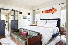 The Casual Encounters starlet gushed:'I love interior design more than a lot of things in life'