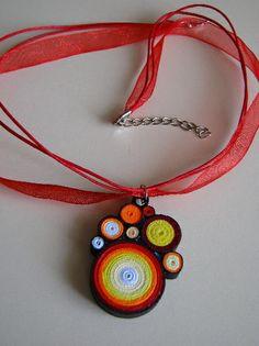 Pandantiv, by Monart , 13 Lei Washer Necklace, Detail, Stuff To Buy, Jewelry, Jewlery, Jewels, Jewerly, Jewelery, Accessories