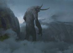 The Art Of Animation - Jaime Jones Monster Art, Fantasy Monster, Fantasy Concept Art, Fantasy Artwork, Fantasy Creatures, Mythical Creatures, Jaime Jones, Trailer Park, Dragons