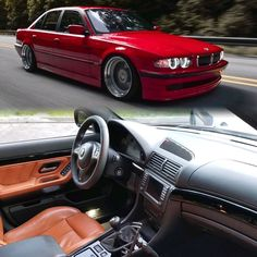 Bmw 740, E 38, Bmw 7 Series, Car Mods, Bmw Cars, Cadillac, Cars And Motorcycles, Dream Cars, Mercedes Benz