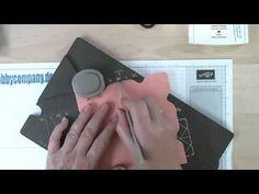 ▶ Anleitung für Geschenkverpackung mit dem Gift Box Punchboard - YouTube