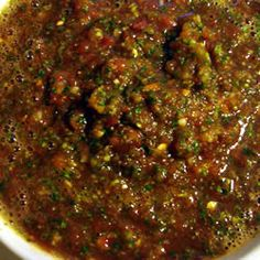 Simple Texas Salsa Allrecipes.com