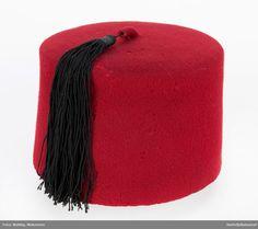Hatt @ DigitaltMuseum.no Beanie, Hats, Fashion, Moda, Hat, Fashion Styles, Beanies, Fashion Illustrations, Hipster Hat