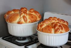 Paska: Paska is a traditional Easter bread made in Eastern European countries including Poland, Ukraine, and Slovakia. Christian symbolism is associated with this bread. My grandmother, mother, and various relatives make this bread each year for Easter. Slovak Recipes, Ukrainian Recipes, Russian Recipes, Ukrainian Food, Russian Dishes, Czech Recipes, Easter Bread Recipe, Easter Recipes, Holiday Recipes