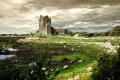 Dunguaire Castle by Andreas Kardin, via 500px