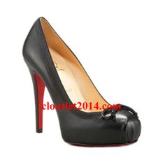 Lolo Ballerina Christian Louboutin Pumps Black  #great