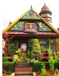 House in Seattle is a garden unto itself…
