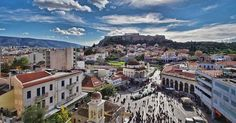 Passeios românticos em Atenas | Grécia #Atenas #Grécia #europa #viagem