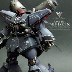 AMX-009 DREISSEN