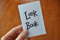 I Am Momma - Hear Me Roar: Photo Scavenger Hunt - How to make Little Books using 1 piece of paper