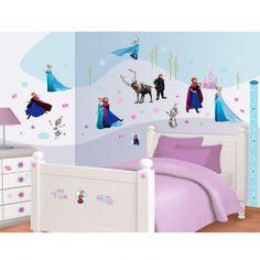 Disney Frozen Walltastic Muurstickers