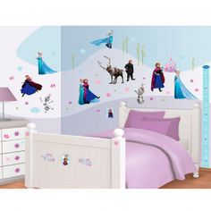Disney Frozen Walltastic Muurstickers