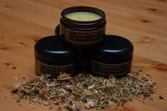 Pure Healing Salve with Lavender Essential by CurlyQCandlesandBath