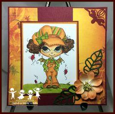 Berni Cuttino cards Fall Colors 4 Kids at Send a Smile 4 Kids