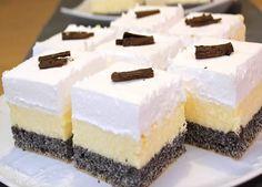 Cake Cookies, Cupcake Cakes, Cupcakes, Cake Recipes, Dessert Recipes, White Cakes, Croatian Recipes, Romanian Food, Pavlova