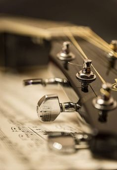 ~~~ by Jurijs Buts - Photo 23501311 / Acoustic Guitar Photography, Musician Photography, Creative Photography, Music Wallpaper, Wallpaper App, Fantastic Wallpapers, Guitar Photos, Music Aesthetic, Music Images