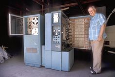 """The very word """"computer"""" was so novel that Dr. Huskey described the SWAC as """"a large-scale electronic computing machine"""" when he appeared on the radio quiz show """"You Bet Your Life"""" in 1950 and tried to explain it to the host, Groucho Marx.  Continue reading the main story  """"Now, doctor, what... http://usa.swengen.com/harry-huskey-pioneering-computer-scientist-is-dead-at-101/"""