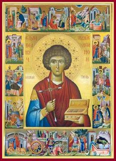 A Protestant Athonite Pilgrim Who Saw Hatzi-George and a Miracle of St. Panteleimon | MYSTAGOGY RESOURCE CENTER