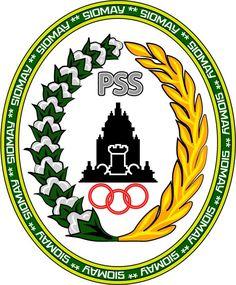 PSS LOGO FOOTBAL CLUB JOGJAKARTA CITY INDONESIA
