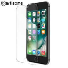 ARTISOME Tempered Glass For iPhone 7 6 6S Plus 5S 5 SE 5C Glass on Screen Protector Film For iPhone 7 5S 6 Plus 6S 5 SE 5 Glass