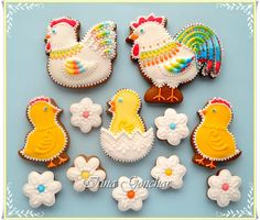 Easter cookies :) | Cookie Connection