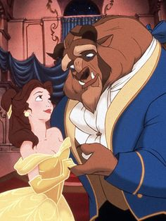 "Singing clocks and dancing china add charming whimsy to Disney's animated adaptation of the classic fairy tale about a prince condemned to live as a hideous beast until he finds someone able to love him in his creature form. Just your typical ""tale as old as time"" with evil witches, enchanted roses, and an adorable teacup named Chip. Starring: Paige O'Hara, Robbie Benson Released: 1991   - HarpersBAZAAR.com"