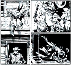 Tex Willer -suuralbumi: Yksinäinen kostaja. #egmont #sarjakuva #sarjis
