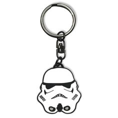 Porte-clé - Star Wars - Trooper - ARTICLE NEUF