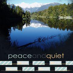 Quiet Moments by Blue Heart Scraps      http://store.gingerscraps.net/Quiet-Moments-Kit.html      Template by Dana's Footprint Digital Design