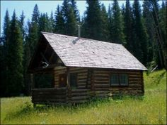 """""""An Illustrated History of Log Cabins"""" by Doug Smith"""