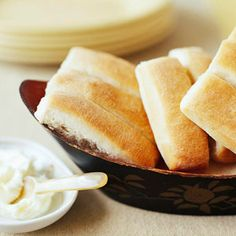 These easy-to-make rolls can be made ahead by preparing the dough in advance and storing it in the refrigerator. The baked rolls are slightly crispy on the outside and tender on the inside.