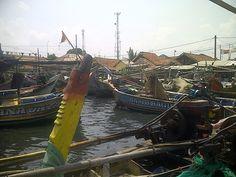 TPI Gebang Kabupaten Cirebon Cirebon, Sailing Ships, Boat, Dinghy, Boats, Sailboat, Tall Ships, Ship