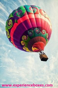 Look what's new on our website! Try out this super adventurous and thrilling Hot Air balloon Experience and enjoy the exhilarating feeling of floating in air! #HotAirBalloon #Lonavla #Vacation #Experience http://experienceboxes.com/collections/frontpage/products/hot-air-balloon-experience-at-lonavla