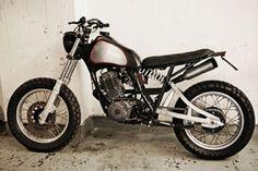 motographite: YAMAHA XT 550 =MOTRAX= by Wrenchmonkees
