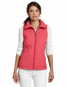Columbia Women's Perfect Mix Vest http://www.branddot.com/3/Columbia-Womens-Perfect-Afterglow-X-Large/dp/B0076TPYCM/ref=sr_1_22/178-0709746-5943620?s=athletic-clothing