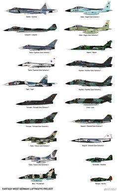 Aviões de caça