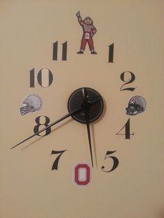 """""""Ohio state clock"""""""