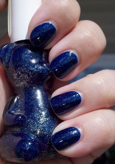 essie starry starry night dupe - Google Search