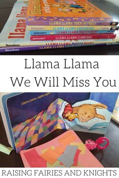 Llama Llama We Will Miss You - The Llama Llama series is amazing and so much fun to read with your toddler or preschooler. Try this fun craft with your kids to bring the book to life. activities for middle schoolers Llama Llama We Will Miss You Easter Activities, Craft Activities For Kids, Preschool Ideas, Preschool Age, Preschool Printables, Crafts To Do, Crafts For Kids, Llama Llama, Get Reading