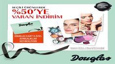 Douglas 29 Nisan-05 Mayıs 2014 Seçili Ürünlerde Yüzde 50'ye Varan İndirim