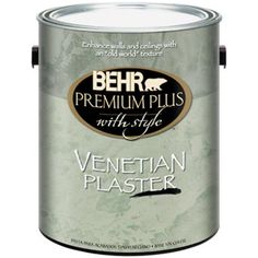 There are a lot of misconceptions about this beautiful finish. Some people think that they can buy this product at Home Depot and apply it themselves – and, yes, they can. They will have to have very smooth walls (no … Continue reading → Venetian Plaster Walls, Plaster Paint, Tuscan Design, Tuscan Style, Behr, Faux Painting Techniques, Accent Wall Designs, Faux Walls, Smooth Walls