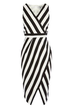 Wedding guest outfit inspiration: dresses for wedding guests under to wear to your next summer wedding Striped Midi Dress, Colorblock Dress, White Maxi, Low V Neck Dress, Dress Outfits, Fashion Dresses, Short Dresses, Summer Dresses, Fitted Dresses