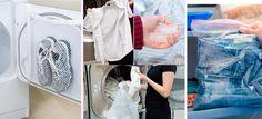 Aunque ya tengas tu rutina de lavar ropa, te sorprenderá darte cuenta de cómo puedes simplificar todo con estos trucos. Chécalos.