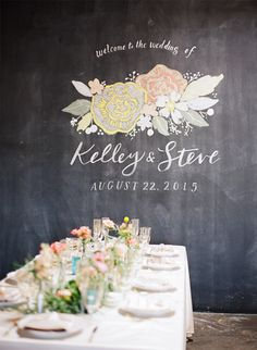 Peach & Coral Wedding at Smoky Hollow Studios - Inspired by This