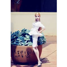#agnes #fashionroyalty #integritytoys #supermodel #fr #fashionroyaltydoll #fashiondoll #barbie #doll