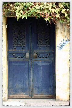 Door, Vietnam. By Alex G