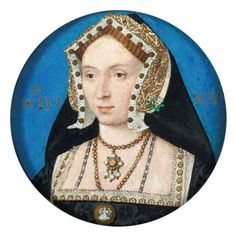 A copy of Horenbolt's miniature of Anne Boleyn now in the Toronto Museum | by lisby1