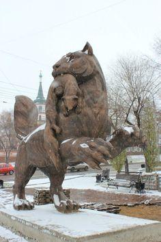 Памятник Бабру